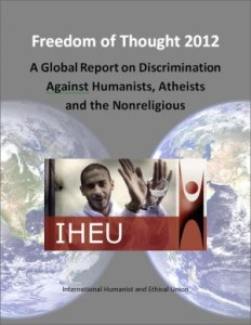 image of Freedom Of Thought Report 2012