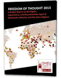 image of Freedom Of Thought Report 2013