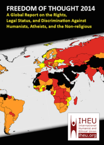 image of Freedom Of Thought Report 2014